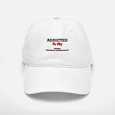 Addicted to my Higher Education Administrator Baseball Baseball Cap