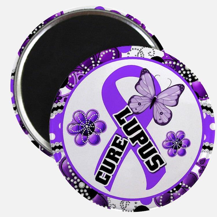 """Lupus 2.25"""" Magnet (100 pack)"""
