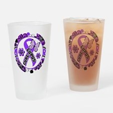 Lupus Drinking Glass