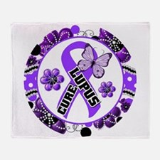 Lupus Throw Blanket