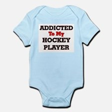 Addicted to my Hockey Player Body Suit