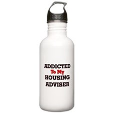 Addicted to my Housing Water Bottle
