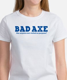 Bad Axe Visit Women's T-Shirt