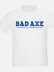 Bad Axe Visit T-Shirt