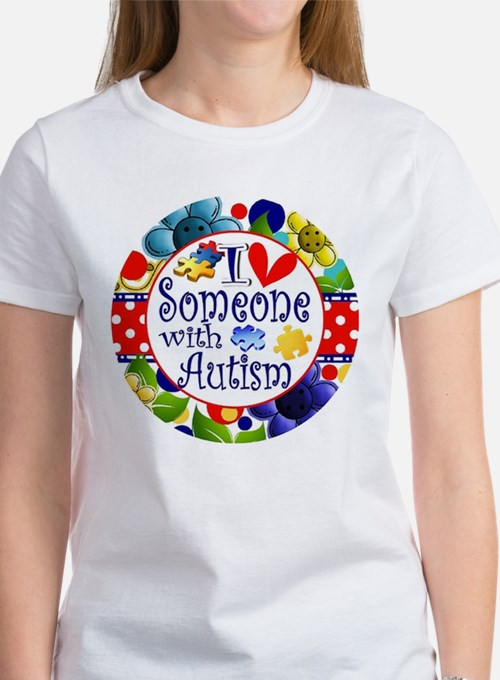 I Love Someone Women's T-Shirt