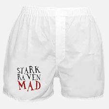 Stark Raven Mad Boxer Shorts