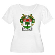 Flannery Coat of Arms T-Shirt