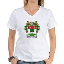 Flannery Coat of Arms Shirt