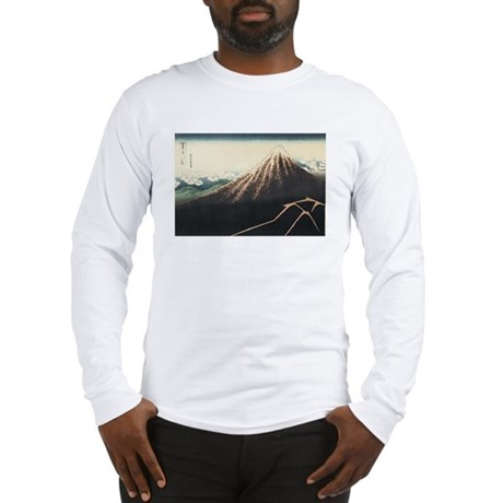 Vintage Mt. Fuji Long Sleeve T-Shirt