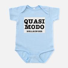 QUASIMODO - BELLRINGER:- Body Suit