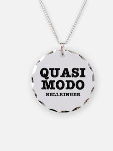 QUASIMODO - BELLRINGER:- Necklace
