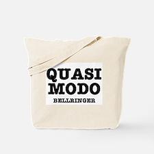 QUASIMODO - BELLRINGER:- Tote Bag
