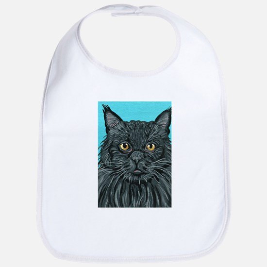 Maine Coon Cat Bib