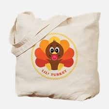 Lil' Turkey Tote Bag