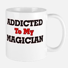 Addicted to my Magician Mugs