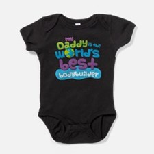 Bodybuilder Gifts for Kids Baby Bodysuit