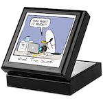 WTD: You Want It When?! Keepsake Box