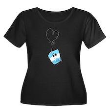 Love Floss Plus Size T-Shirt