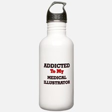 Addicted to my Medical Water Bottle
