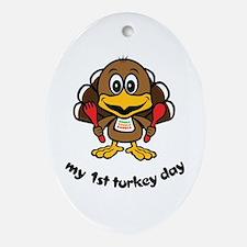 My First Turkey Day Keepsake