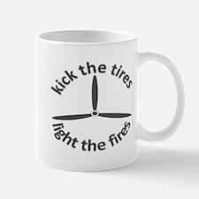 Kick The Tires Mugs