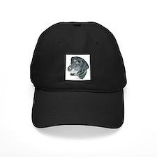 Senior Black Lab Baseball Hat
