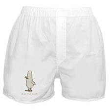 WTD: 4 of 4 Character Series Boxer Shorts