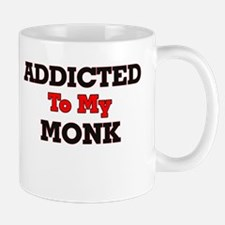 Addicted to my Monk Mugs
