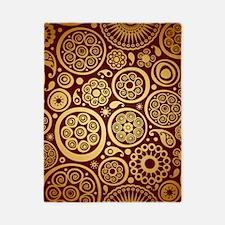 Decorative Ornamental Pattern Twin Duvet