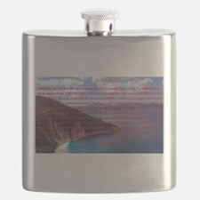 Stop, Look, and Listen Flask