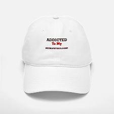 Addicted to my Neurophysiologist Baseball Baseball Cap