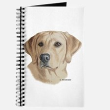 Young Yellow Lab Journal