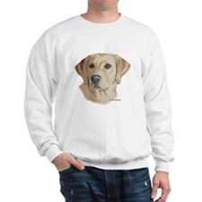 Young Yellow Lab Sweatshirt