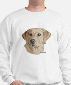 Young Yellow Lab Sweatshirt