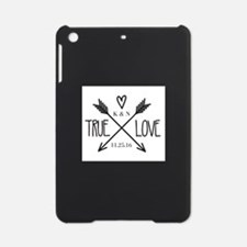 Personalized True Love Arrows iPad Mini Case