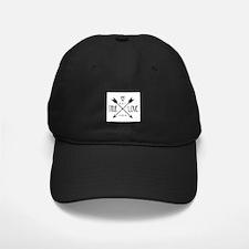 Personalized True Love Arrows Baseball Hat