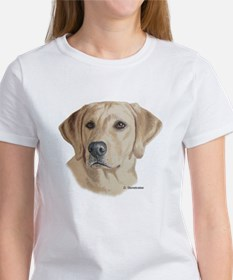 Young Yellow Lab Tee