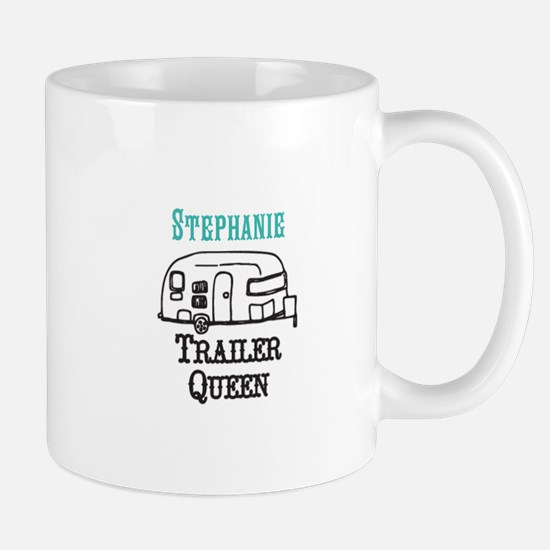 Custom Trailer Queen Mugs