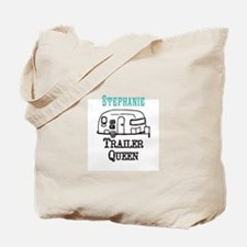 Custom Trailer Queen Tote Bag