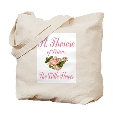 St. Therese of Lisieux Tote Bag
