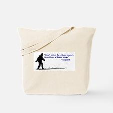 Sasquatch Quote - Tote Bag