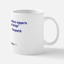 Sasquatch Quote - Mug