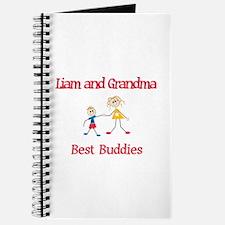 Liam & Grandma - Buddies Journal