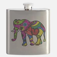Cute Hippy Flask