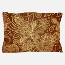 Decorative Ornamental Pattern Pillow Case