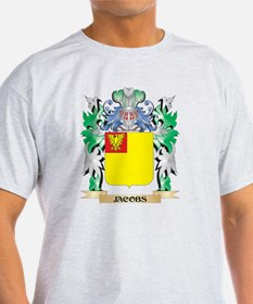 Jacobs Coat of Arms - Family Crest T-Shirt