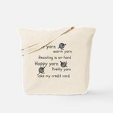 Soft Yarn, Warm Yarn Crochet Tote Bag