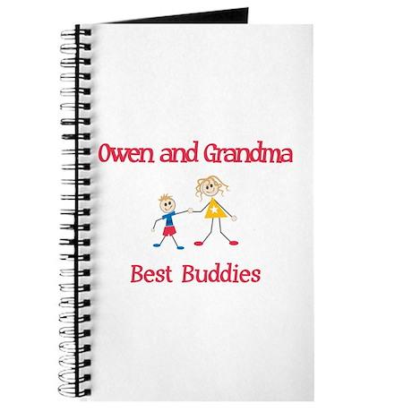 Owen & Grandma - Buddies Journal