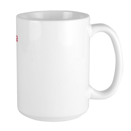 Owen & Grandma - Buddies Large Mug