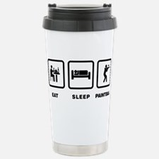 Cute Sportsman Travel Mug